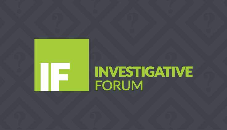 Investigative Forum - Fall, 2017