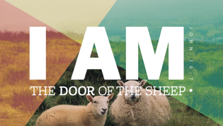 I Am ... The Door Of The Sheep