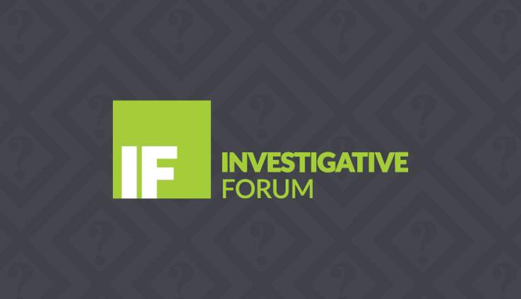 Investigative Forum - Spring, 2018