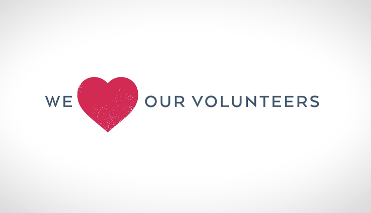 We Love Our Volunteers - Bo Boston