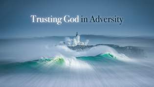 Trusting God in Adversity, Part 11: The Bright Designs of God