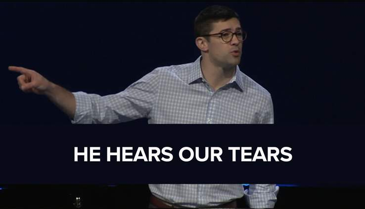 He Hears Our Tears