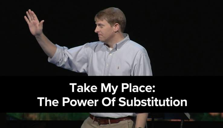 Take My Place: The Power of Substitution