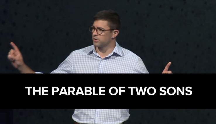 The Parable Of Two Sons