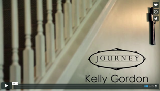 Kelly Gordon - The Journey