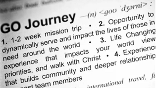 Global Outreach Journeys 2016