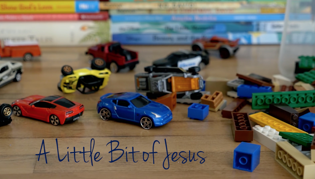 A Little Bit Of Jesus